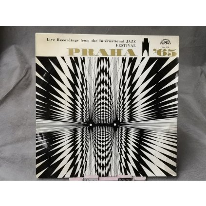 Various Artists ‎– International Jazz Festival Praha '65
