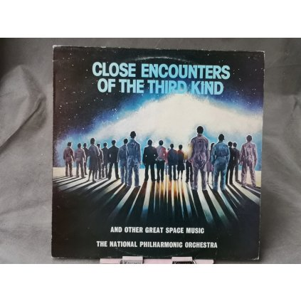 The National Philharmonic Orchestra – Close Encounters Of The Third Kind And Other Great Space Music LP
