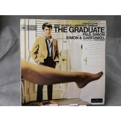 Simon & Garfunkel, Dave Grusin ‎– The Graduate (Original Soundtrack)