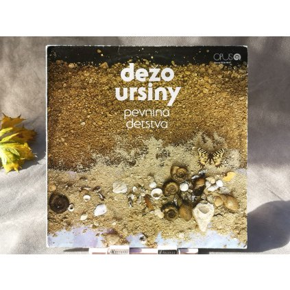 Dežo Ursiny – Pevnina Detstva LP