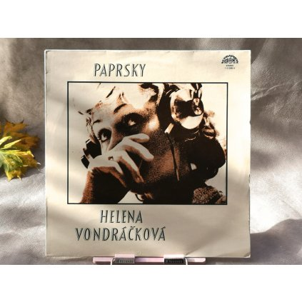 Helena Vondráčková – Paprsky LP