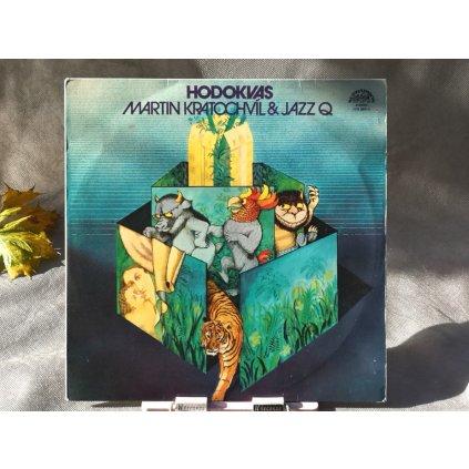 Martin Kratochvíl & Jazz Q – Hodokvas (Feasting)
