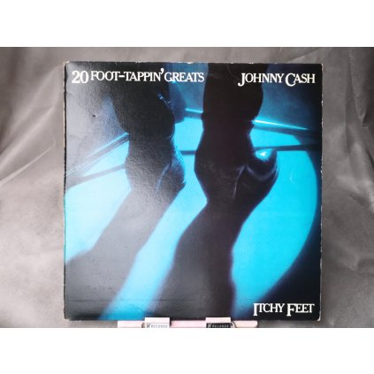 Johnny Cash – Itchy Feet - 20 Foot-Tappin' Greats LP