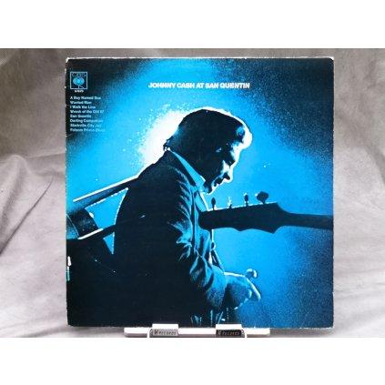 Johnny Cash – Johnny Cash At San Quentin LP