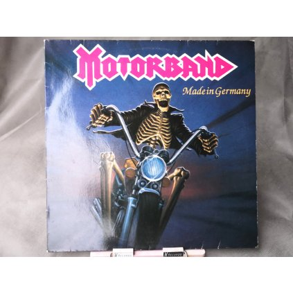 Motorband ‎– Made In Germany