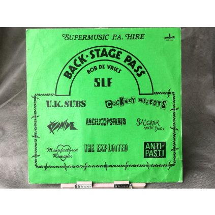 Various Artists – Back-Stage Pass