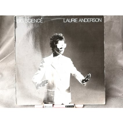 Laurie Anderson – Big Science LP