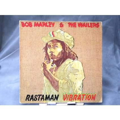 Bob Marley & The Wailers ‎– Rastaman Vibration