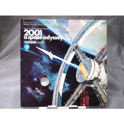 Various ‎Artists – 2001 - A Space Odyssey