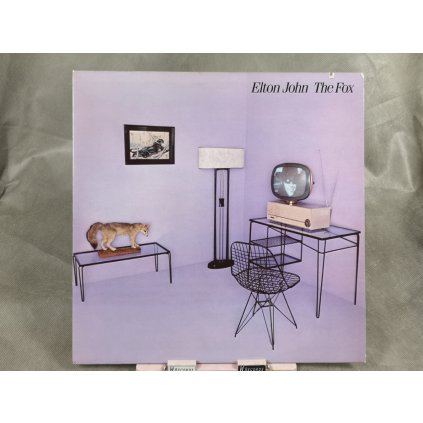 Elton John – The Fox LP
