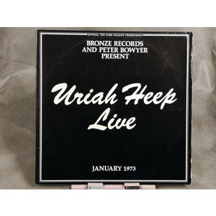 Uriah Heep – Uriah Heep Live