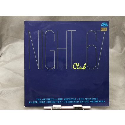 Various Artists – Night Club '67 LP