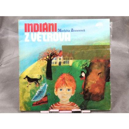 Markéta Zinnerová – Indiáni Z Větrova
