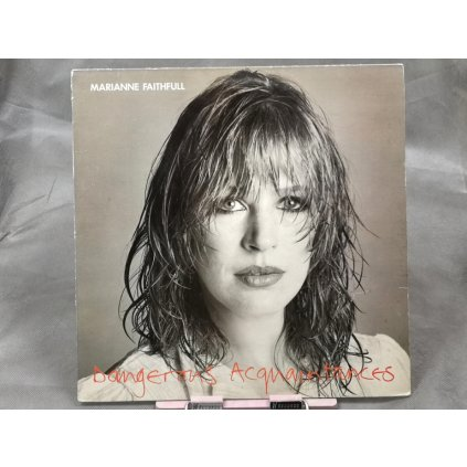 Marianne Faithfull ‎– Dangerous Acquaintances