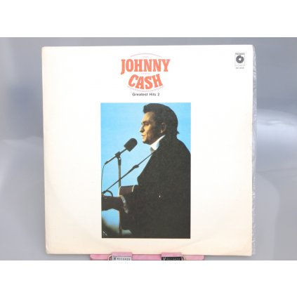 Johnny Cash ‎– Greatest Hits Vol. 2
