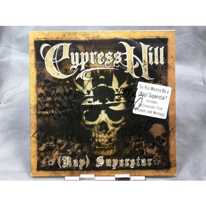Cypress Hill ‎– (Rap) Superstar PODPISY