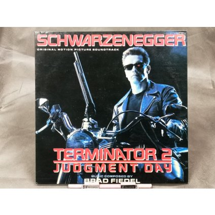 Brad Fiedel ‎– Terminator 2: Judgment Day