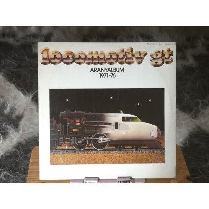 Locomotiv GT – Aranyalbum 1971-76 LP