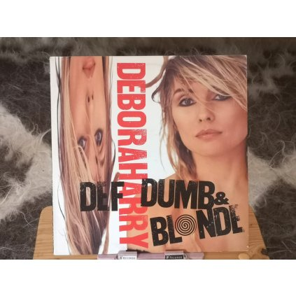 Deborah Harry ‎– Def, Dumb & Blonde