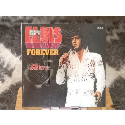 Elvis Presley – Elvis Forever - 32 Hits And The Story Of A King