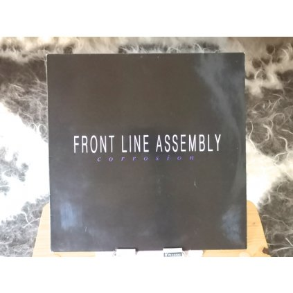 Front Line Assembly – Corrosion LP