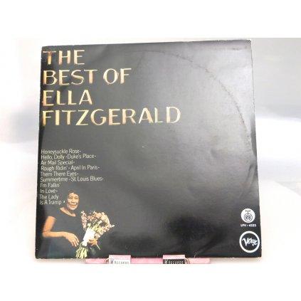 Ella Fitzgerald – The Best Of Ella Fitzgerald LP