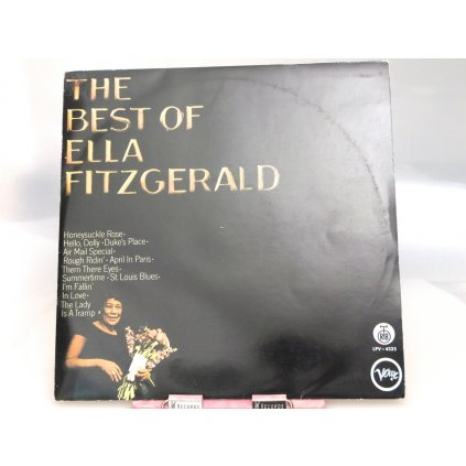 Ella Fitzgerald ‎– The Best Of Ella Fitzgerald