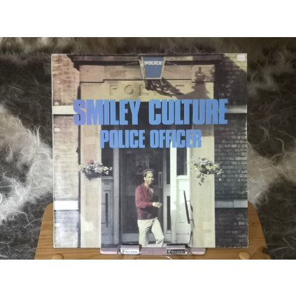 """Smiley Culture – Police Officer 12"""""""