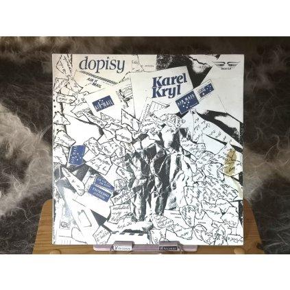 Karel Kryl – Dopisy