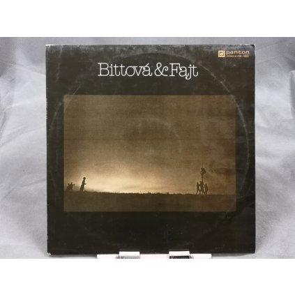 Bittová & Fajt – Bittová & Fajt LP