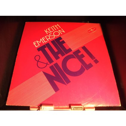Keith Emerson & The Nice - Keith Emerson & The Nice