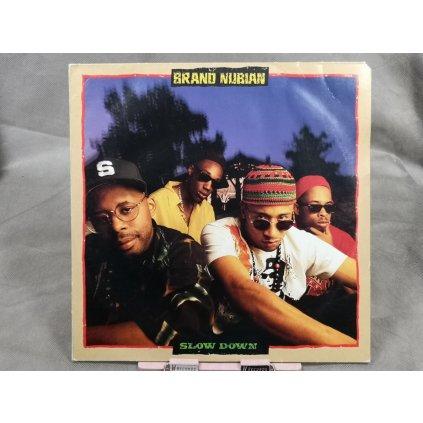 Brand Nubian – Slow Down