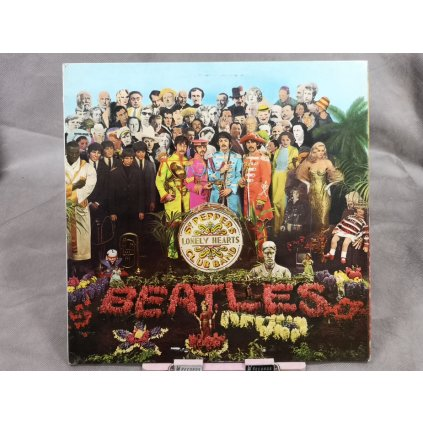 The ‎Beatles – Sgt. Pepper's Lonely Hearts Club Band