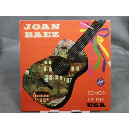 Joan Baez ‎– Songs Of The USA