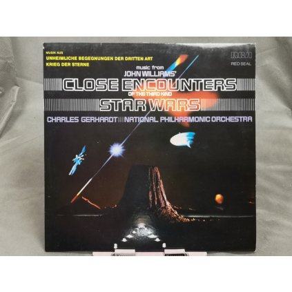 Charles Gerhardt / National Philharmonic Orchestra – Music From John Williams' Close Encounters Of The Third Kind / Star Wars