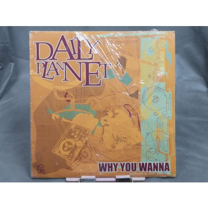 Daily Plannet ‎– Why You Wanna