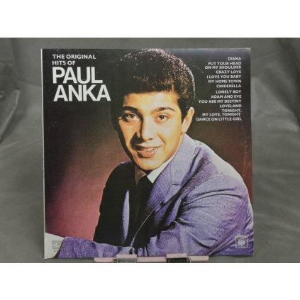 Paul Anka – The Original Hits Of Paul Anka