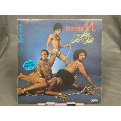 Boney M. – Love For Sale LP