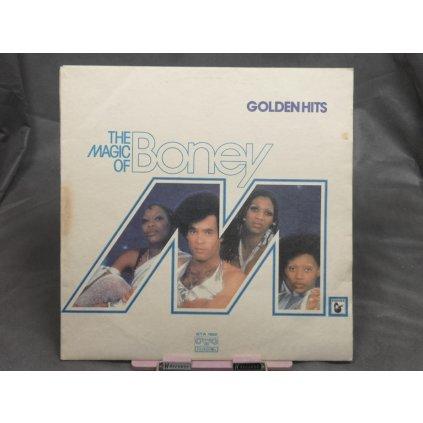 Boney M. – The Magic Of Boney M. LP