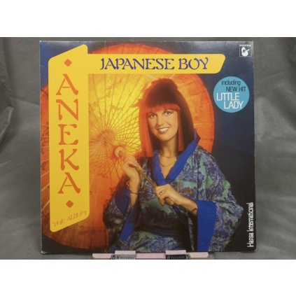 Aneka – Japanese Boy LP