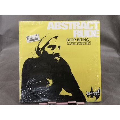Abstract Rude ‎– Stop Biting 12""