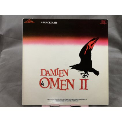 Jerry Goldsmith – Damien Omen 2 (Original Soundtrack)