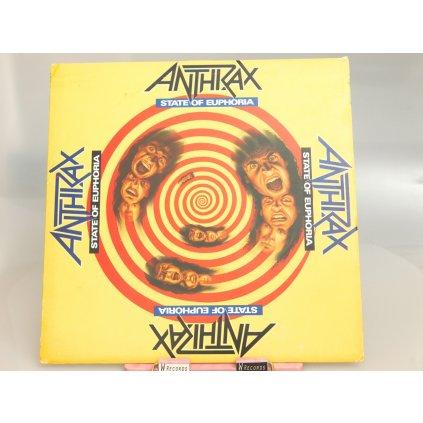 Anthrax – State Of Euphoria LP