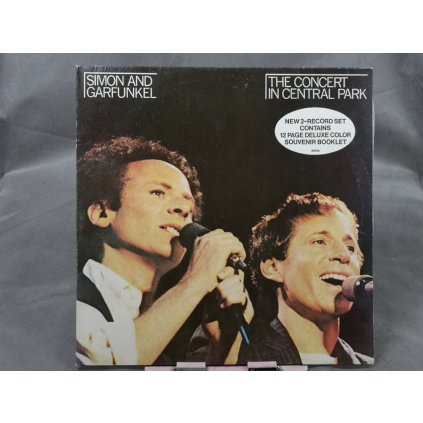 Simon And Garfunkel – The Concert In Central Park 2LP