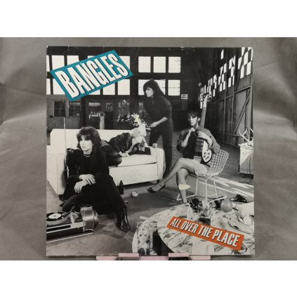 Bangles – All Over The Place