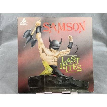 Samson – Last Rites