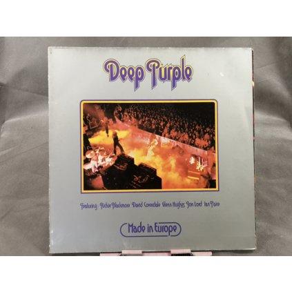 Deep Purple – Made In Europe LP
