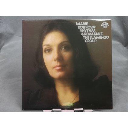Marie Rottrová & The Flamingo Group – Rhythm & Romance LP