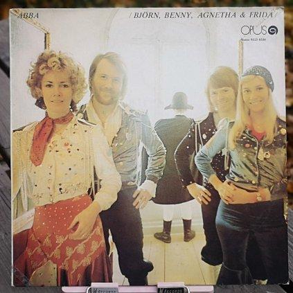 ABBA - Björn, Benny, Agnetha & Frida