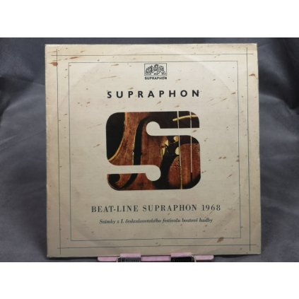 Various Artists ‎– Beat-line Supraphon 1968